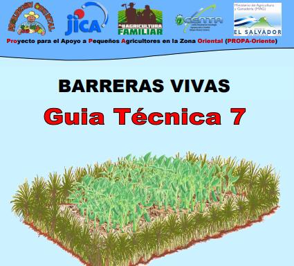 Guia de Barreras Vivas para los cultivos