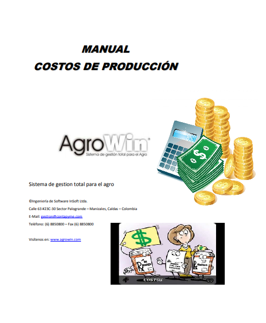 Manual de costos agrícolas .pdf