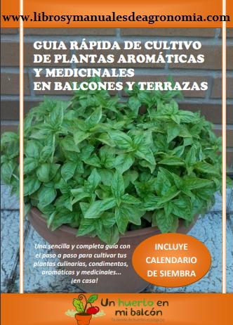 Plantas Aromáticas y Medicinales. Manual gratis pdf