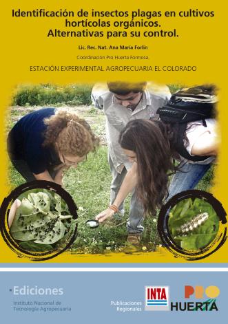 Manual de Identificación de insectos plagas en cultivos hortícolas orgánicos. pdf gratis