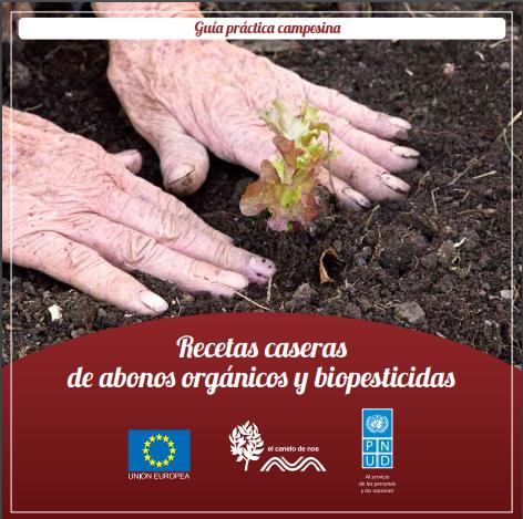 Manual de RECETAS CASERAS de abonos organicos y biopesticidas