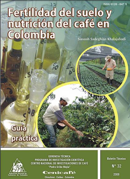 Manual de Fertilidad del Suelo y Nutricion del Cafe. pdf gratis