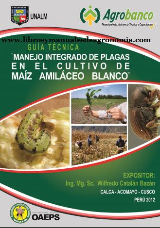 ® MIP en el cultivo de MAÍZ blanco amiláceo. pdf gratis