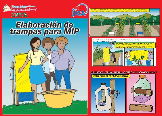 ® Manual de elaboración de TRAMPAS para control MIP