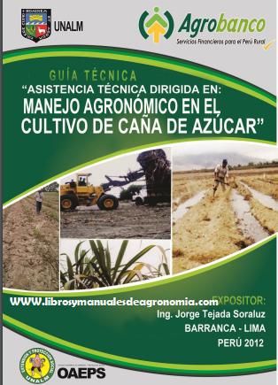 ® Manual del cultivo de CAÑA. pdf gratis