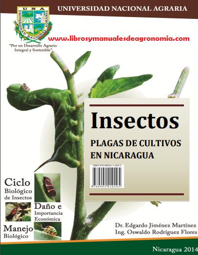 ® Manual de INSECTOS plaga de cultivos. pdf gratis