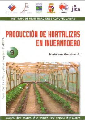 Manual de produccion de HORTALIZAS en invernadero. pdf gratis
