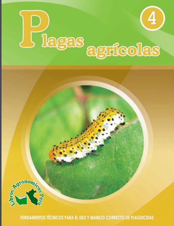 Manual de PLAGAS AGRÍCOLAS ® . pdf gratis