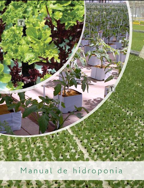 Manual de Hidroponia – Libros de agronomia pdf gratis