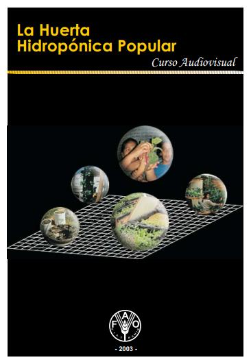 Manual la HUERTA HIDROPONICA. libro gratis en español gratis