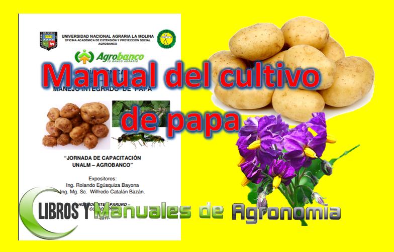 Manejo del Cultivo de PAPA. pdf gratis