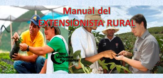 Manual de EXTENSION RURAL- Libros gratis de agronomia pdf