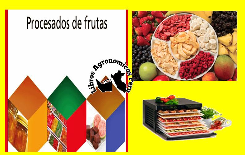 Libros gratis: Manual de deshidratacion de frutas. pdf