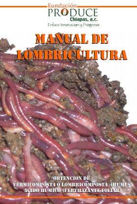 MANUAL DE LOMBRICULTURA. PDF GRATIS