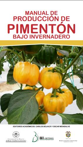 Manual del cultivo de pimiento en invernadero